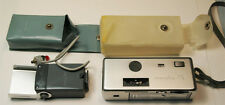 MINOLTA Model 16-P SPY Camera ROKKOR 35/25 Format 16mm w Baby BC-III  Pristine