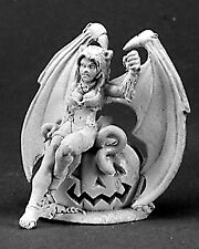 Reaper Miniatures Sophie in Cat Costume #01416 Special Edition Unpainted Figure