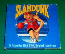 JAPAN:TV Animation SLAM DUNK Original Soundtrack,CD ALBUM.JPOP,J-ROCK,ANIME,1994