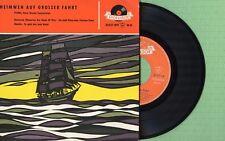 FREDDY QUINN Heimweh auf grosser ... POLYDOR 20217 EPH Press Germany 1957 EP EX