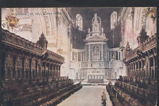 London Postcard - St Paul's Cathedral - The Choir   RS4269