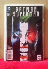 BATMAN SUPERMAN # 21  75th ANNIVERSARY VARIANT JOKER COVER  DC COMICS