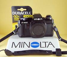 MINOLTA X-300 n°1 - Testé Révisé-Mousses neuves- Serviced - New seals