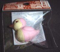 Pink Duck Official Authentic iwako Japanese Kawaii Novelty Eraser NEW