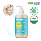 EO Everyone Everyone Baby Bath 3 in 1 Simply Unscented - 377ml / Baby Washes