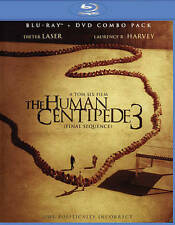 THE HUMAN CENTIPEDE 3 (FINAL SEQUENCE) NEW DVD