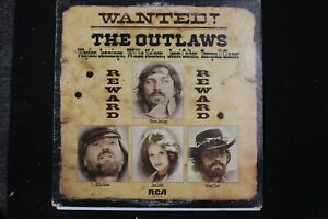 Jennings,  Nelson, Jessi Colter, Tompall Glaser – Wanted! The  Outlaws US1976