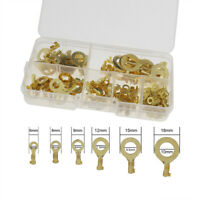 Accessories Cable Terminals Replacement Kit Parts 150pcs Package Brass