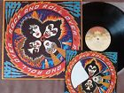 KISS Rock & Roll Over JAPAN LP w/Broken STICKER&G/F P/S VIP-6376