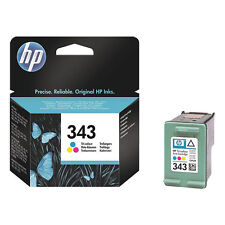 1 ORIGINAL HP TINTE PATRONEN 343 PSC1500 PSC1510 PSC1600 PSC1610 PSC2355 PSC2610