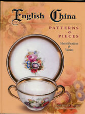 English China Patterns & Pieces IDENTIFICATION & VALUES BOOK Mary Frank Gaston