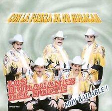 Unknown Artist Con La Fuerza De Un Huracan CD