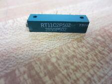 Bunker Ramo RT11C2P502 2850P502 Amphenol