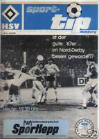 BL 78/79 Hamburger SV - Eintracht Braunschweig