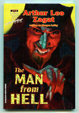 The Man From Hell by Arthur Leo Zagat as Morgan LaFay - 2010 Black Dog Books