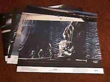 Alien 11x14 Lobby Card Set '79 Sigourney Weaver Sci Fi Ridley Scott