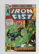 Iron Fist #6 - Netflix! Colleen Wing Brainwashed To Fight! - (Grade 7.0) 1976