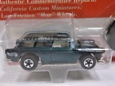 1994 Hot Wheels Vintage Collection Classic Nomad in Dark Green w/ Button
