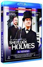 THE FILMS OF SHERLOCK HOLMES **Blu Ray B** Jeremy Brett, Edward Hardwicke