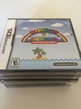 Rainbow Islands: Revolution (Nintendo DS, 2006) DS NEW