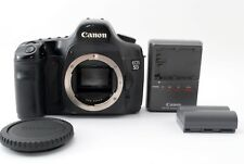 Canon EOS 5D 12.8MP Digital SLR Camera - Black (Body Only) [Excellent] #636079