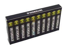 10x Intensilo Batteria Alcalino AAAA / LR61