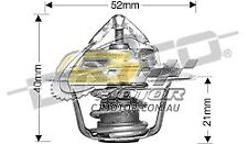 DAYCO Thermostat FOR Toyota Celica 6/1976-12/1976 2L 8V Carb RA23 18RC