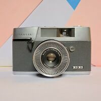 Mamiya EE compact 35mm Compact camera Trip 35 Rival! Working Film Tested! Lomo