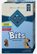 Blue Buffalo Bits Natural Soft Training Dog Treats 2pk of 9 Oz