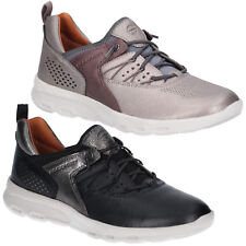 Rockport Lets Walk Bungee Trainers Womens Flexible Lightweight Ladies Shoes