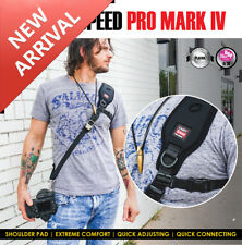 Carry Speed Pro Mark IV Camera Sling Quick Release Strap System w/Mounting Plate