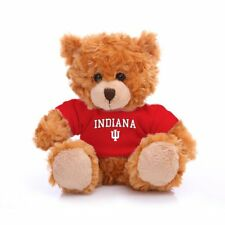 Teddy Bear Plush Stuffed Animals Kids Gifts Toys Brown 6 Inch Indiana University