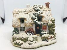 LILLIPUT LANE COTTAGE - CHRISTMAS AT BLACKSMITHS COTTAGE - L3195 antique collect