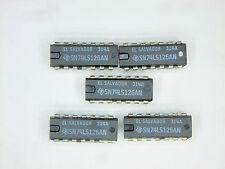 """SN74LS126AN  """"Original"""" Texas Instruments  14P DIP TTL IC  5  pcs"""
