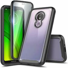 For T-Mobile REVVLRY Case Slim Built-In Screen Protector Phone Cover