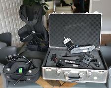 Steadicam Merlin with Steadicam Arm / Vest Kit + Cases for Stabilizer/ Arm