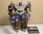 Transformers Combiner Wars BRUTICUS w/ Shockwave, Decepticons Brawl Vortex