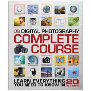 DK Digital Photography: Complete Course (Hardback), Books, Brand New