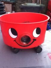 henry hoover hvr200 bottom base unit dust container with wheels ,flower pot etc