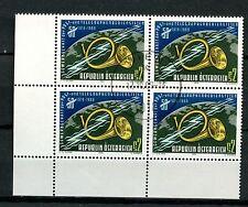 Austria 1969 Post & Telegraph Employees Union Cto Used Block #A57813