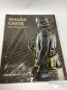 Magna Carta Law, Liberty , Legacy  - Free UK Postage
