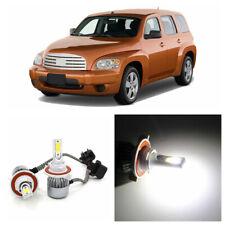 72W 7600LM H13 9008 LED Headlight Kit Hi Lo Beam Bulbs For 06-11 Chevrolet HHR