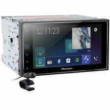 "Pioneer MVH-1400NEX  Double DIN 6.2"" TouchScreen Bluetooth CarPlay Car Stereo"
