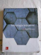 Libro Tecnologia Industrial 1 Bachillerato Mc Graw Hill