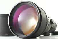 {OPTICAL MINT} Nikon ED Nikkor Ai-s Ais 300mm f2.8 Lens + Hood HE-4 JAPAN 484l
