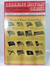 Jigsaw Puzzle Historical American Flag Educational