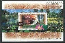 Francobolli australiani uccelli