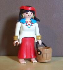 PLAYMOBIL (A4213) PIRATES - Femme du Bateau 3053