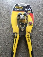 Authentic!!! Stanley FMHT0-96230 FatMax Auto Wire Stripping Plier
