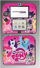 My Little Pony Friendship is Magic Cartoon Video Game Skin Cover Nintendo 2DS